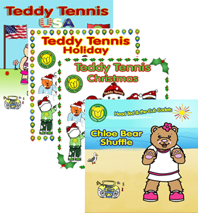 Teddy Tennis New Music