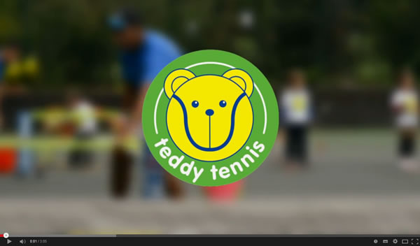 Teddy Tennis Business video on YouTube