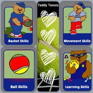 Teddy Tennis 3