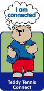 Teddy Tennis Connect Icon