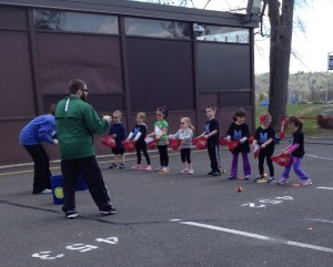 Teddy Tennis - Mahwah Town Youth Program