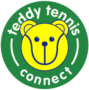 teddy tennis connect logo